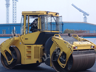 Ride On Vibrator Road Roller
