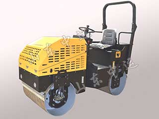 Ride On Full Hydraulic Vibratory Road Roller
