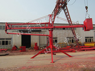 12M 15M 18M Power Concrete Placing Boom