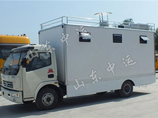 Mobile Kitchen Truck