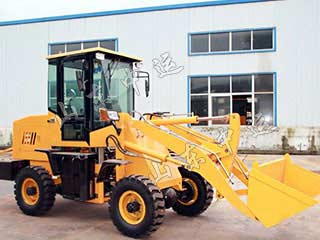 ZL15 1.5 ton Small Front End Wheel Loader