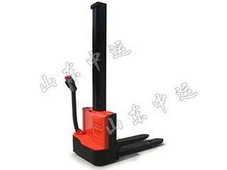 Single Column Electric Forklift Truck