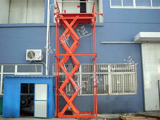 Fixed Electric Scissor Lift Table