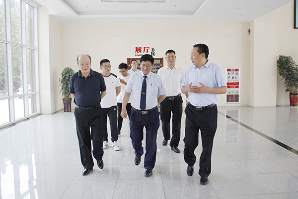 Warmly Welcome The Dongfang Wenbo Cultural Development Co., Ltd. Leaders To Visit China Transport For Cooperation