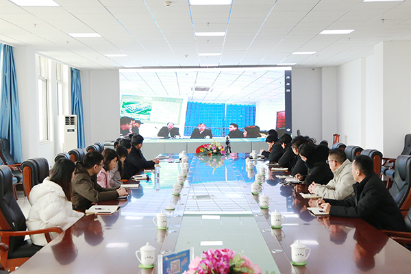 Zhongyun Intelligent Machinery (Yantai) Co., Ltd. Held A Summary&Commendation Conference