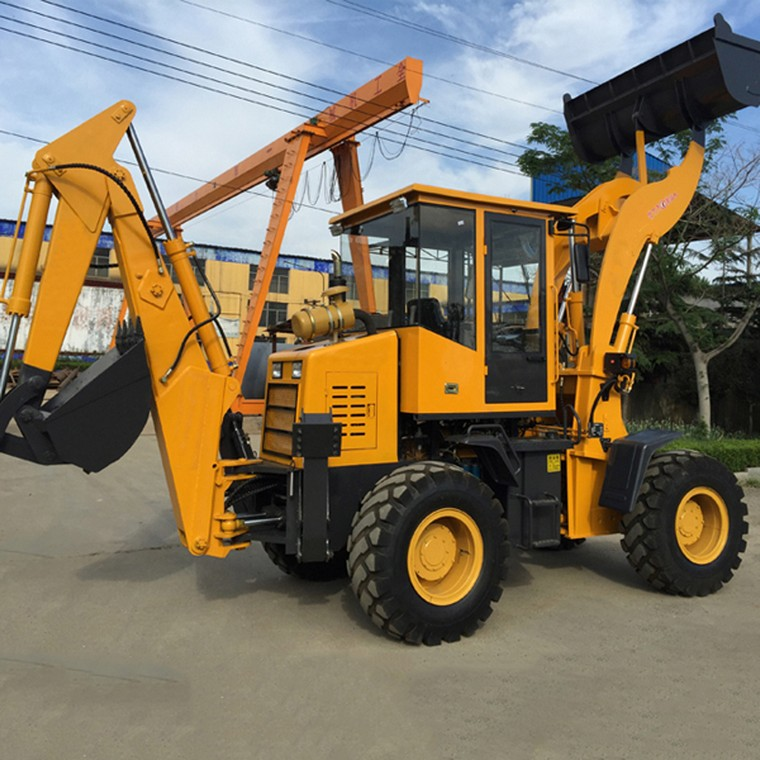 What Is The Use Of Backhoe Loader