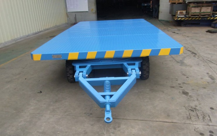 The Scope Of Application Of Flatbed Trailers